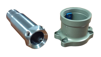 precision machine, fine finishes, assembly prosthetic part medical industry